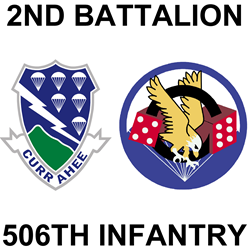 2-506th Infantry Iraqi Freedom  Gifts