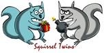 Squirrel Twins