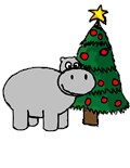 I Want Hippopotamus Christmas