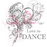 Pink Heart Dance