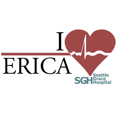 I Heart Erica - Grey's Anatomy