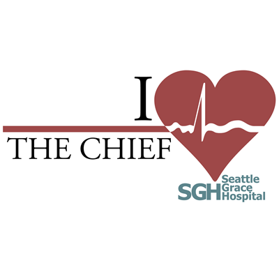 I Heart The Chief - Grey's Anatomy