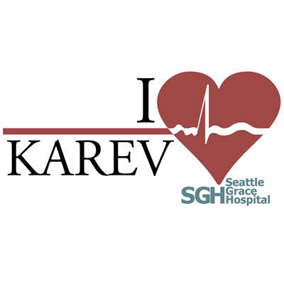 I Heart Karev - Grey's Anatomy