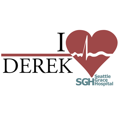 I Heart Derek - Grey's Anatomy