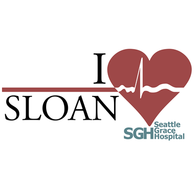 I Heart Sloan - Grey's Anatomy