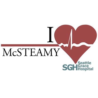 I Heart McSTEAMY - Grey's Anatomy