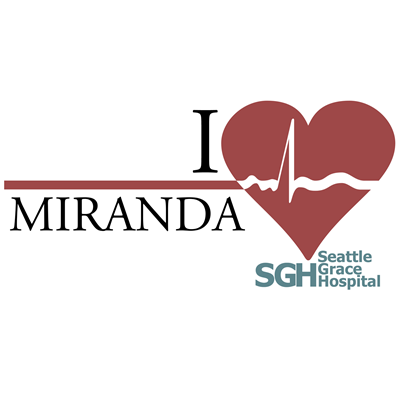 I Heart Miranda - Grey's Anatomy