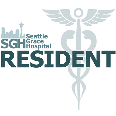 Seattle Grace Hospital Resident