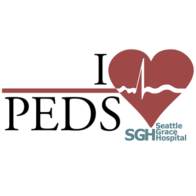 I Heart Peds - Grey's Anatomy
