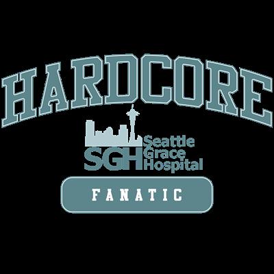 Hardcore Fanatic - Seattle Grace - Grey's Anatomy