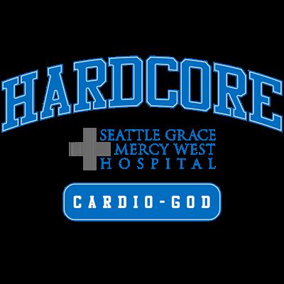 Hardcore Cardio-God - Grey's Anatomy