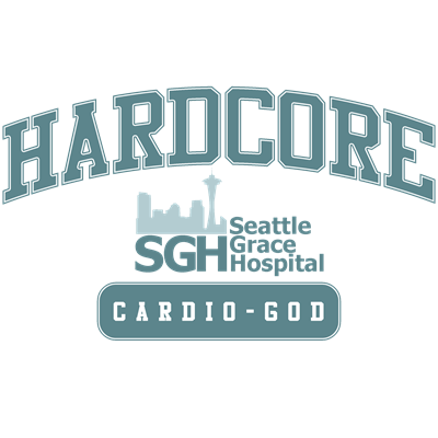 Hardcore Cardio-God SGH - Grey's Anatomy