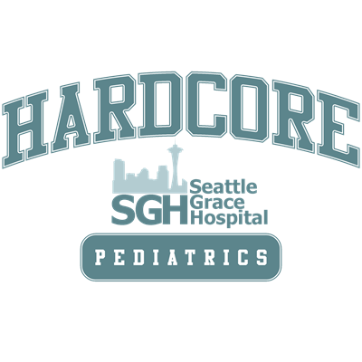 Hardcore Pediatrics SGH - Grey's Anatomy