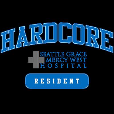 Hardcore Resident - Grey's Anatomy
