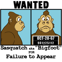 bigfoot_wanted1010       Gifts