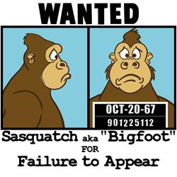 bigfoot_wanted10x10