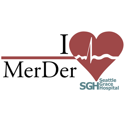 I Heart MerDer - Grey's Anatomy
