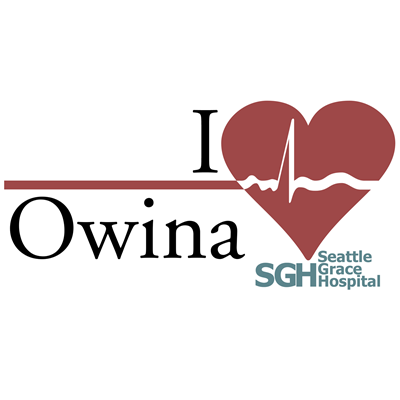 I Heart Owina - Grey's Anatomy