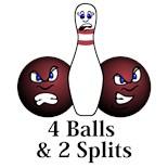 4 Balls 2 Splits