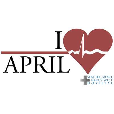 I Heart April - Grey's Anatomy
