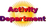 Activity Department