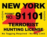 New York Hunting Permit
