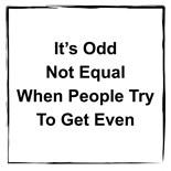Life Equals Math