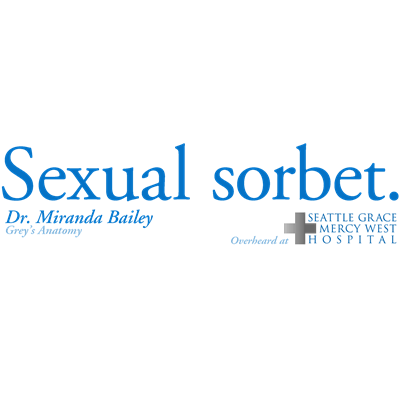 Sexual Sorbet - Miranda Bailey