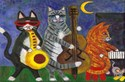 Jazz cats Posters