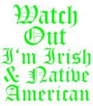 Irish Native American