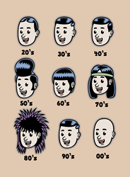 hair-history-CRD Shirt