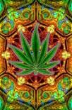 Marijuana Mandala