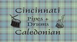 Cincinnati Caledonian Pipes Drums