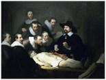Anatomy Lesson Dr Nicolaes Tulp