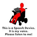 Speech Device