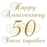 50 Years Together