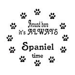 Guard Dog Cocker Spaniel