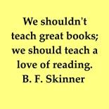 B F Skinner Quotation