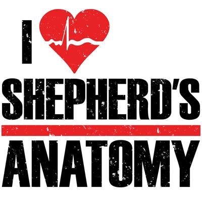 I Heart Shepherd's Anatomy