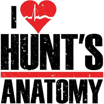 I Heart Hunt's Anatomy