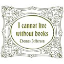 I cannot live without books Serving Trays