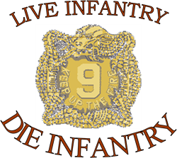 4th Bn 9th Infantry Baseball