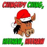 Italian Christmas Donkey