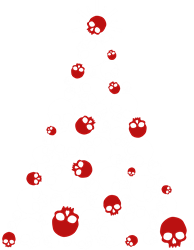 Christmas Skull Gifts From Holiday Tees And Gift Ideas