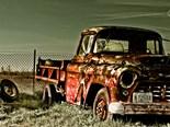 Abandoned Trucks