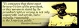 Morally Treasonable