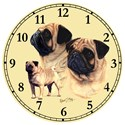 Pug Basic Clocks