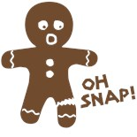 Oh Snap Gingerbread