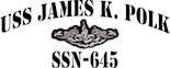 Uss James K Polk