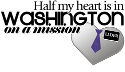 washington Decal Gifts